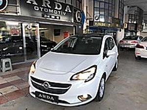 ARDA dan 2016 Corsa 1.4 Start Stop Enjoy Otomatik CAM TAVANLI Opel Corsa 1.4 Enjoy