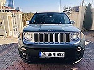 TÜRKİYE DE İLANLARDA TEK-RENEGADE LİMİTED   SAFARI EDITION   Jeep Renegade 1.6 Multijet Limited