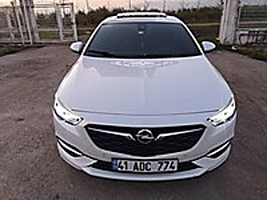 OPEL İNSİGNİA 1.6 CDTİ - OPC EXCENLLENCE KIŞ PAKET BOSE HAYALET Opel Insignia 1.6 CDTI  Grand Sport Excellence