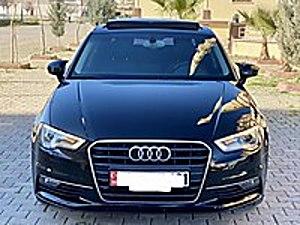 KARAELMAS DAN 1.6 TDI CAM TAVAN LED YARI DERİ HATASIZ A3 SEDAN Audi A3 A3 Sedan 1.6 TDI Ambiente