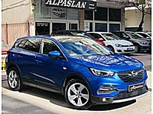 2018 GRANDLAND X 1.6D EXCELLENCE-HATASIZ BOYASIZ-OTOMATİK-FULLLL Opel Grandland X 1.6 D Excellence