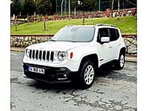 BOYA YOK-TRAMER YOK GARANTİ KAPSAMINDA LİMİTED DİZEL-OTOMATİK Jeep Renegade 1.6 Multijet Limited