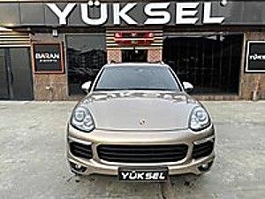 HATASIZ BAYİİ ÇIKIŞLI AİRMATİC ELK BAGAJ VAKUM KAPI ÖZEL RENK Porsche Cayenne 3.0 Diesel