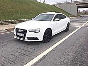 İLKELİ AUTO DAN 2014 MODEL A5 Audi A5 A5 Sportback 2.0 TDI