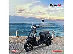 46 EDE MOTORS tan SIFIR KM TRODON S50 Kanuni Trodon 50