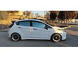 gören autodan hatasız boyasız fiesta Ford Fiesta 1.4 TDCi Trend