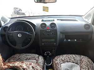 2011 model volkwagen caddy otomatik vites