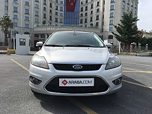 2009 Model 2. El Ford Focus 1.6 Titanium - 265000 KM