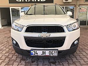 GRAND AUTO DAN DIZEL OTOMATIK CAPTIVA
