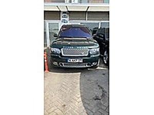 LİON OTOMOTİV-2003-RANGE ROVER-VOGUE-3.0TD6-SUNROOF-AKP- PLAKA Land Rover Range Rover 3.0 TD6 Vogue