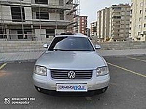 ODABAŞIOĞLU OTOMOTİV DEN 2 PARÇA BOYALI SANROOFLU PASSAT    Volkswagen Passat 1.9 TDI Comfortline