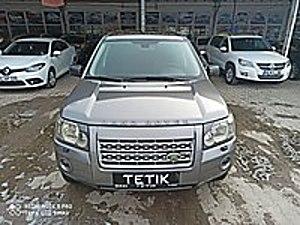2008 LAND ROVER FREELANDER 2.2 TD4 CAM TAVAN Land Rover Freelander II 2.2 TD4 HSE