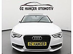 ÖZ HANÇER OTOMOTİV DEN AUDİ A5 YENİ GÖRÜNÜMLÜ Audi A5 A5 Sportback 2.0 TDI