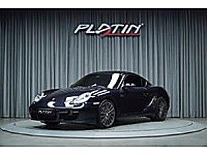 BAYİ 2008 PORSCHE CAYMAN S 295HP CHRONE BOSE F1 ISITMA CRUISE Porsche Cayman S