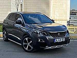 2019 MODEL 24.000 KM DE 1.5 DİZEL EAT8 GT LİNE LANSMAN RENGİ Peugeot 3008 1.5 BlueHDi GT Line