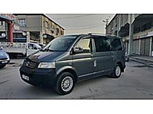 2008 MODEL 1.9 TDİ 105 BG YANDAN CAMLI 5 1 HATASIZ Volkswagen Transporter 1.9 TDI Camlı Van
