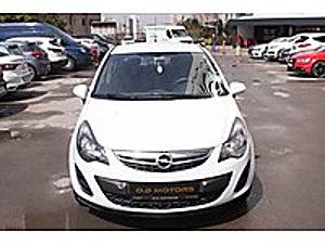 O.D MOTORS DAN 2012 OPEL CORSA OTOMATİK  30 PEŞİN 48 AY VADE Opel Corsa 1.2 Twinport Essentia