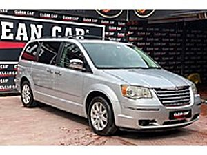 CLEAN CAR 2010 CHRYSLER GRAND VOYAGER 2.8 CRD LİMİTED STOW GO Chrysler Grand Voyager 2.8 CRD Limited