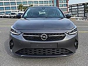 -ÇINAR- OPEL CORSA1.2 Turbo AT8 SIFIR  0  -2020- CAM TAVAN Opel Corsa 1.2 T Elegance