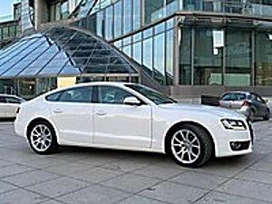 2011 AUDI A5SPORTBACK 2.0 TDI STRONIC ORJ 159 BİN KMDE. EMSALSİZ Audi A5 A5 Sportback 2.0 TDI