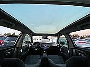 2013 HATASIZ ADVANCE CAM TVN DİZEL OTOMATİK ANAHTARSIZ Toyota Auris 1.4 D-4D Advance Skypack
