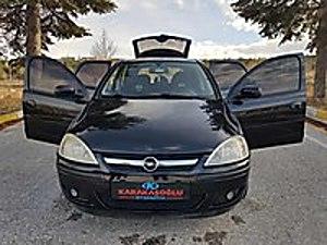 KARAKAŞOĞLU OTODAN 2005 OPEL CORSA 1.2 TWİNPORT ENJOY 229.000 km Opel Corsa 1.2 Enjoy