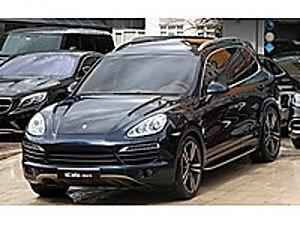 STELLA MOTORS 2012 PORSCHE CAYANNE 3.0 DİZEL BAYİİ Porsche Cayenne 3.0 Diesel