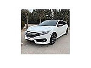 3 AY ERTELEMELİ KREDİLİ VE SENETLİ SATIŞ İMKANI-ÇEKİCİ HİZMETİ Honda Civic 1.6i VTEC Eco Elegance
