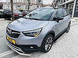 MEŞE MOTORS SIFIR CROSSLAND EXCELLENCE DİZEL OTOMATİK CAM TAVAN Opel Crossland X 1.5 CDTI Excellence
