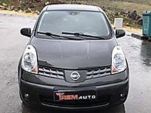 İrem Autodan Nissan Note Sorunsuz Nissan Note 1.5 dCi Tekna