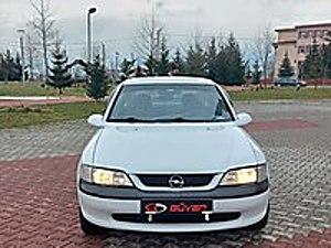GÜVEN OTO DAN 1997 OPEL VECTRA 2.0 GLS 16V KLİMALI AİRBAGLİ Opel Vectra 2.0 GLS