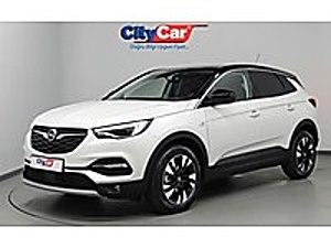 CAM TAVAN 2020 Grandland X 1.5 Excellence ELKBGJ GGÖRÜŞ 18JANT Opel Grandland X 1.5 D Excellence