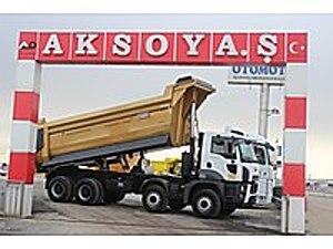 AKSOY OTOMOTİV A.Ş. FARKIYLA 2018 4142 FORD  47.000  KM AC ADET Ford Trucks Cargo 4142D