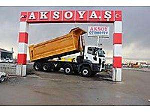AKSOY OTOMOTİV A.Ş. FARKIYLA 2018 4142 FORD  34.000  KM AC ADET Ford Trucks Cargo 4142D