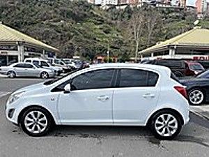 Opel Corsa 1.4 Enjoy Tam Otomatik - Deri Opel Corsa 1.4 Twinport Enjoy
