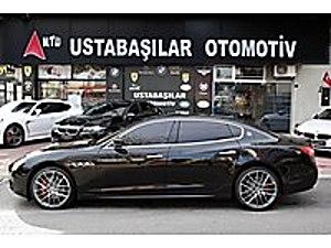 2013 QUATTROPORTE S Q4 B.WİLKİNGS MULTİMEDYA F1 VERGİ BARIŞLI Maserati Quattroporte S Q4
