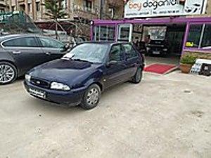 ORJINAL 143 BİN KM DE   TERTEMİZ 98 FORD FİESTA   MASRAFSIZZ Ford Fiesta 1.25 Flair