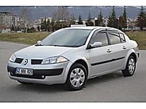 2006 Megane 2 Dizel Renault Megane 1.5 dCi Authentique