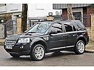 ZORLU AUTO DAN FREELANDER 2.2 TD4 HSE OTOMATİK Land Rover Freelander II 2.2 TD4 HSE