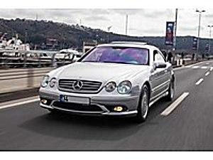 BETSYKA GARAGE-2001 MERCEDES-BENZ CL 600 AMG HATASIZ Mercedes - Benz CL 600