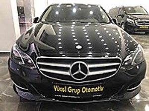 YÜCEL GRUP OTOMOTİVDEN MERCEDES E250 EDİTİONE-E Mercedes - Benz E Serisi E 250 CDI Edition