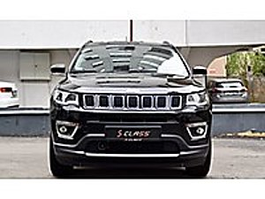 SCLASS 2017 JEEP COMPASS 2.0 DİZEL LİMİTED 4 4 FULL Jeep Compass 2.0 Limited