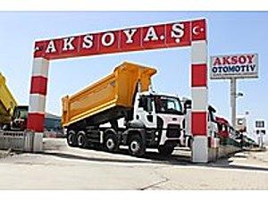 AKSOY A.Ş DEN 2019 4142 D AKBOSSAN DAMPER OTO AC 45.000 KM ADET FORD TRUCKS CARGO 4142D