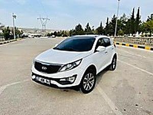 2014 Sportage 1.6 GDI Premium Otomatik Hatasız Extra Dolu Kia Sportage 1.6 GDI Premium