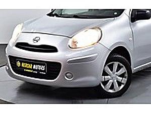 2011 MODEL DEĞİŞENSİZ 1.2 BENZİNLİ 100 BİN KM DE PASSİON MİCRA Nissan Micra 1.2 Passion
