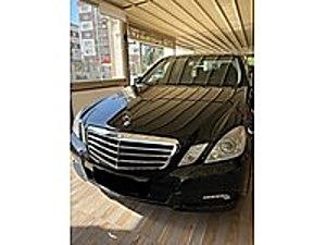MERCEDES BENZ E 200CGI AVANGARDE 194 BİN DE ÇOK TEMİZ Mercedes - Benz E Serisi E 200 CGI BlueEfficiency Prime
