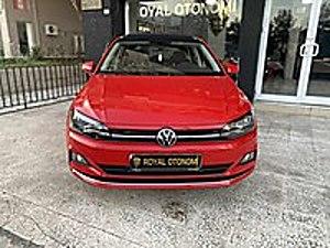 ROYAL OTONOMİ DEN 0 KM POLO HİGHLİNE Volkswagen Polo 1.0 TSI Highline