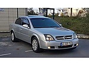 AKMAZ AUTO 2004 VECTRA 1.6 ELEGANCE SUNROOF DERİ HAFIZA NAVİ KLM Opel Vectra 1.6 Elegance