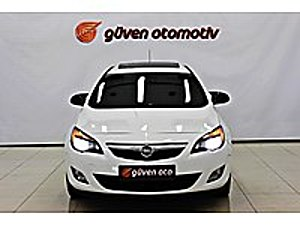 GÜVEN OTO DAN 2012 OPEL ASTRA 1.3 CDTİ SPORT Opel Astra 1.3 CDTI Sport