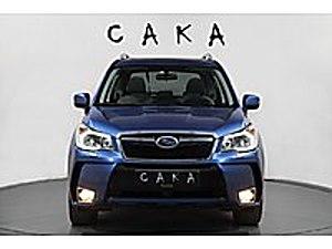 FORESTER 2015 SPORT HARMAN KARDON ELEKTRİKLİ BAGAJ BOYASIZ Subaru Forester 2.0 TD Sport